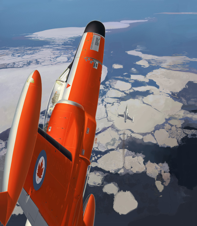 Avro CanadaCF-100 Canuck