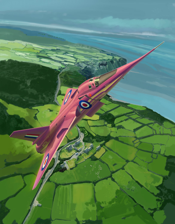 Fairey Delta II